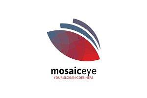 Mosaic Eye Logo