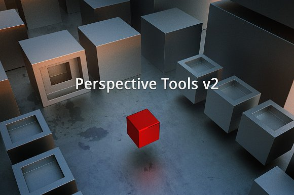 Perspective Tools v2.1 for Photoshop - Plug-ins