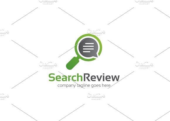 Search Review Logo