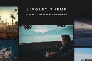 Lingley Photography Theme