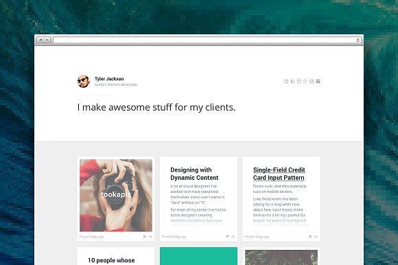 Best Tumblr Templates You Can Use For A More Amazing Blog