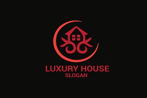 Luxury House Logo