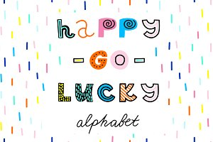 Happy-go-Lucky | Alphabet