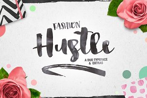 Fashion Hustle +Extras