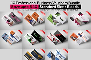 10 Gift Hamper Gift Voucher Bundle