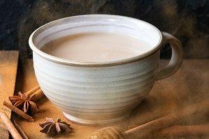 Cup of masala chai