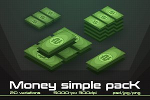 Money simple pack