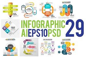 Infographic Set 29