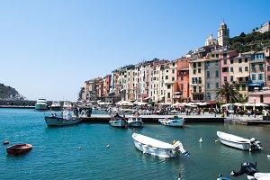 Italian little harbour
