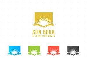 Sun Book Logo