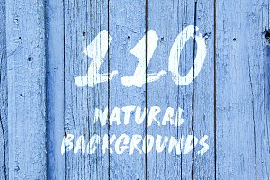 110 Natural Backgrounds