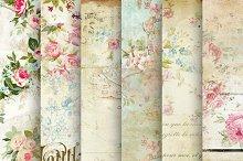 Pemberley Vintage Paper Set
