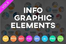 Infographic Elements Vol.6