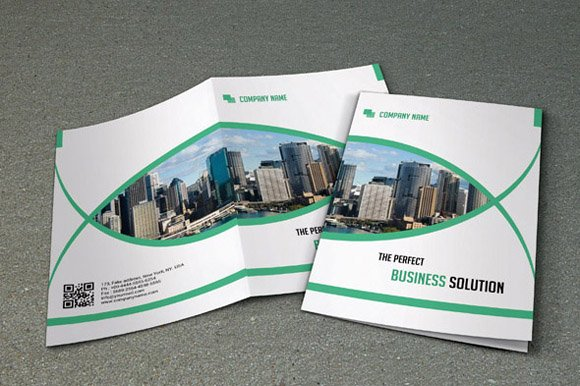 corporate business brochure v15 brochure templates creative market