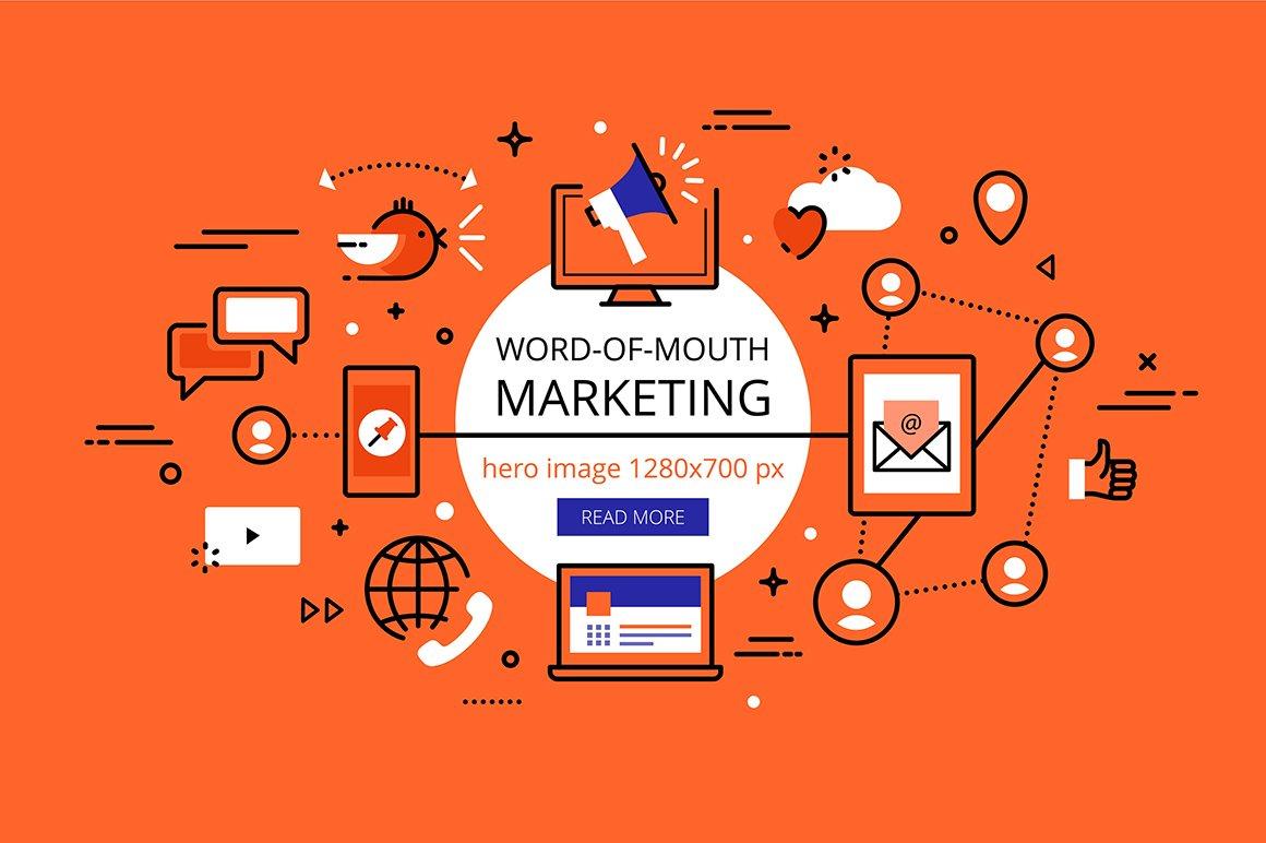 Premise Indicator Words: Word-of-mouth Marketing