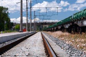 Rails and railway