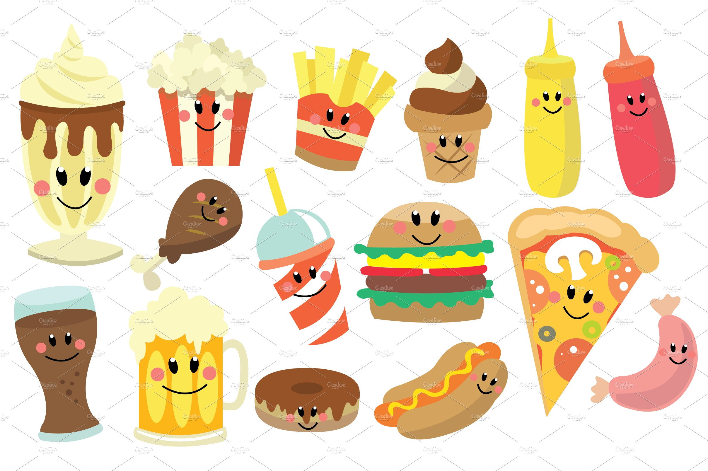 clipart fast food free - photo #43