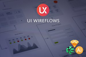 UI Wireflows Bundle