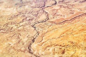 Lo-fi Arizona River