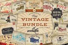 Vintage Bundle of Wonder