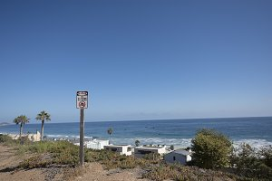 Malibu, California Beach