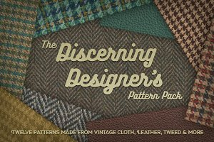 Discerning Designer's Pattern Pack