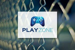 PlayZone - Logo Design