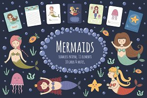 Mermaids collection