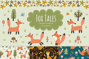 Fox Tales: patterns