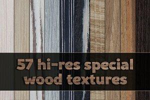 Special wood veneer textures pack