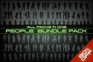 People Bundle Pack