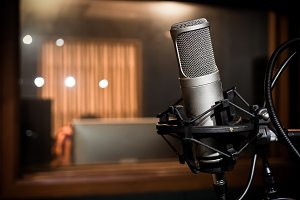 studio microphone, Musical Concept