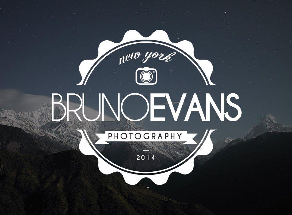 Premium Photography Hipster Logo