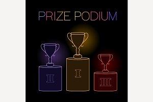 Prize Podium Image