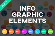 Infographic Elements Vol.6