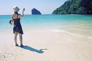 Enjoy holiday in Thailand
