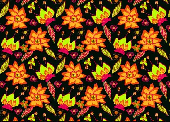BRIGHT FLORALS... - Patterns