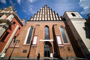 St John Archcathedral in Warsaw