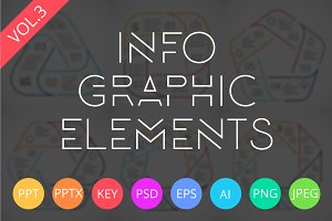 Infographic Elements Vol.3