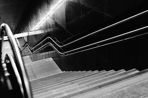 Underground Stair