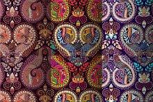 3 Indian Patterns