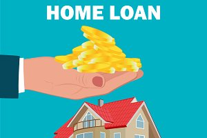 home loan, mortgage, flat