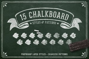 Chalk & Charcoal Effects Volume 1