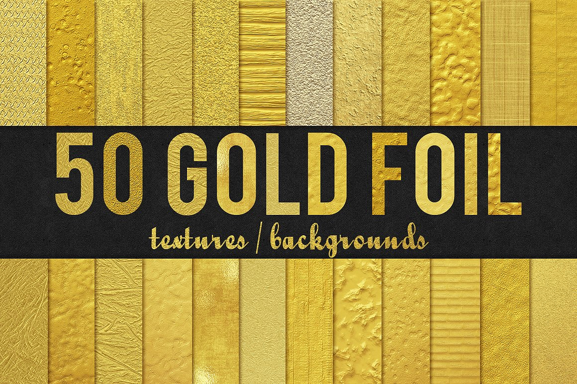 50 gold foil textures 50 off textures creative market