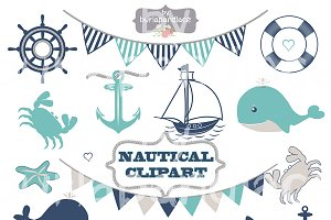 Nautical clipart