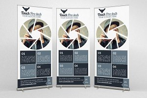 Photography Business Roll Up Banners
