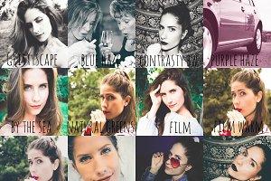 Millie's Film LR Preset Collection