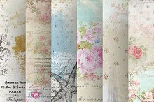 Claire Isabella Paper Collection