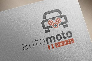 AutoMoto Parts Logo