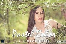 20 Pastel Lightroom Presets V-1